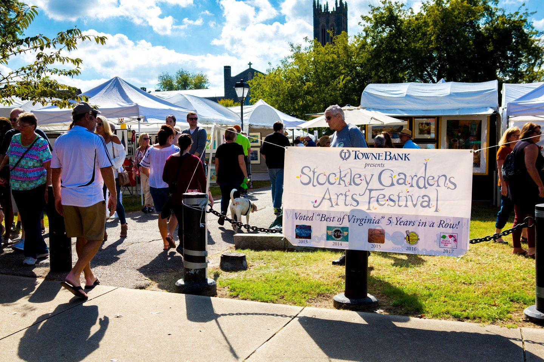 Stockley Gardens Arts Festival Image