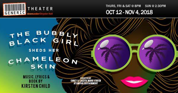 The Bubbly Black Girl Theater Image