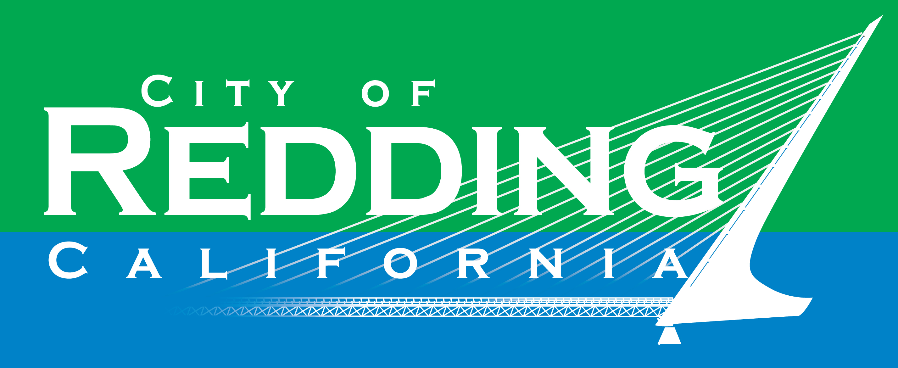 City of Redding logo - links to building documents