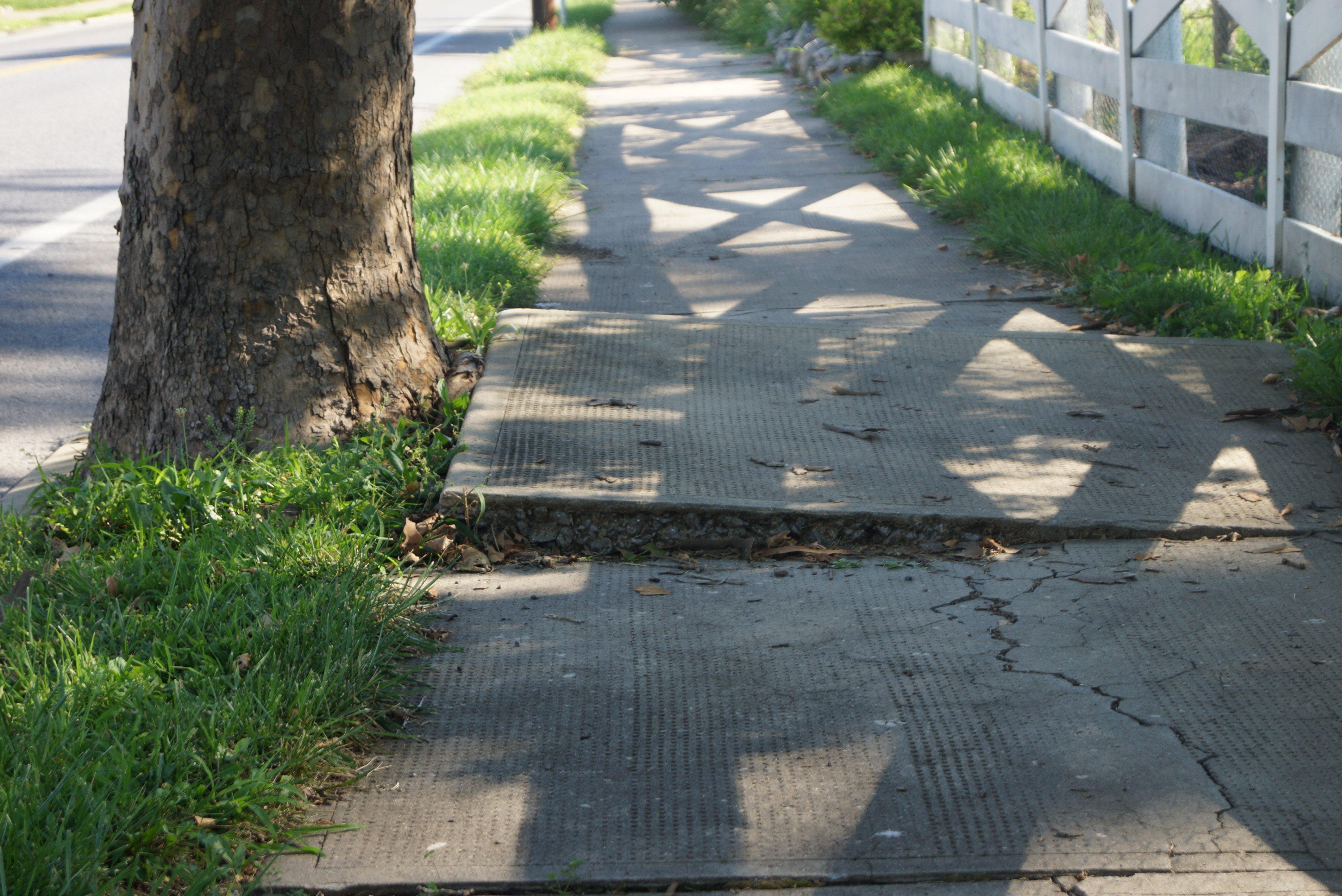 Fairmont Sidewalk
